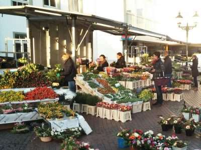 Wochenmarkt Oelde