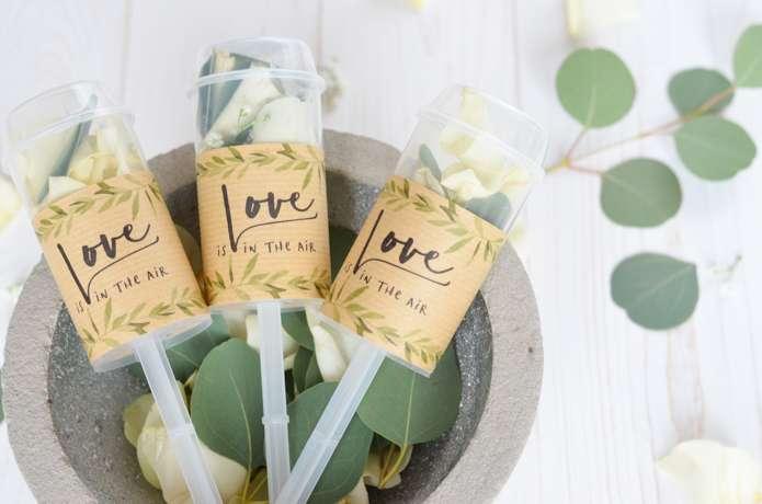 Eukalyptus Hochzeit Blumigo