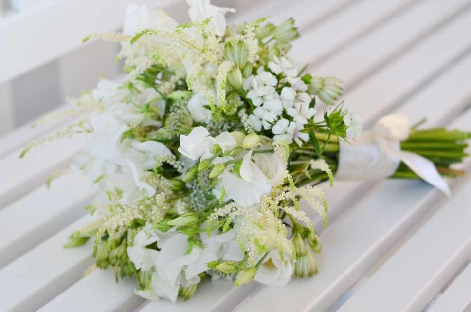 Weisse Blumen Welche Schnittblumen Bluhen Weiss Blumigo
