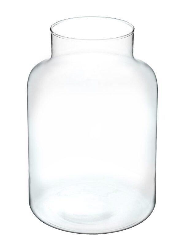 Glasvase Vivien 25cm hoch transparent