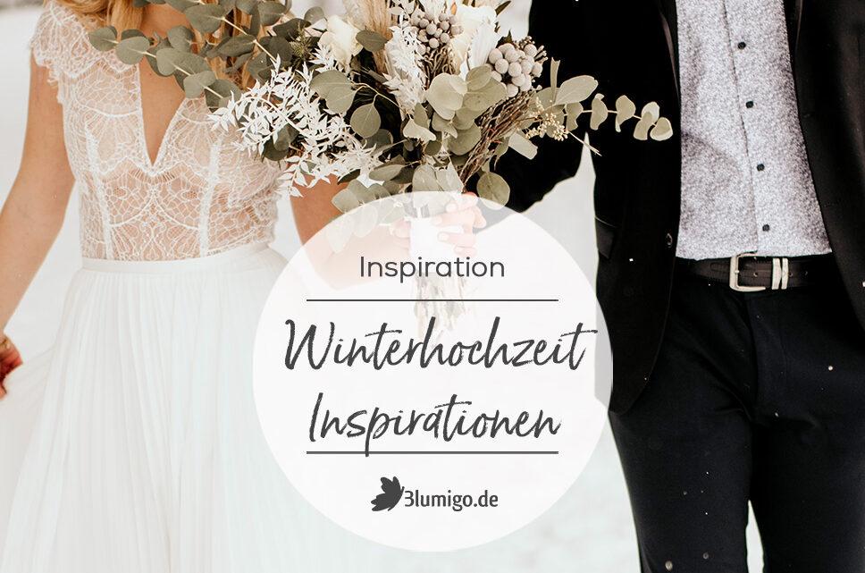 Inspirationen für die Winterhochzeit